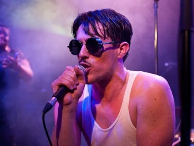 Sam Sparro is preparing to release his third album, inspired by his youth. Pic: Supplied