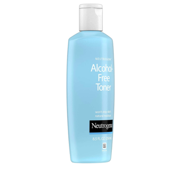 Top 10 Affordable Toners to Try - Neutrogena Alcohol-Free Toner. $8.49 for 8.5 FL OZ.