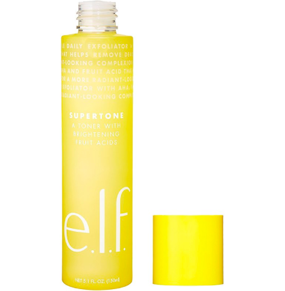 Top 10 Affordable Toners to Try - e.l.f. Cosmetics Supertone Toner. $8 for 5.1 FL OZ.