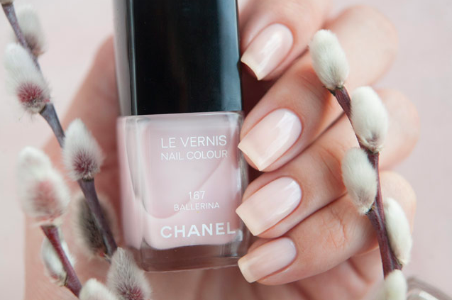 Nail Colors To Try - Pastel