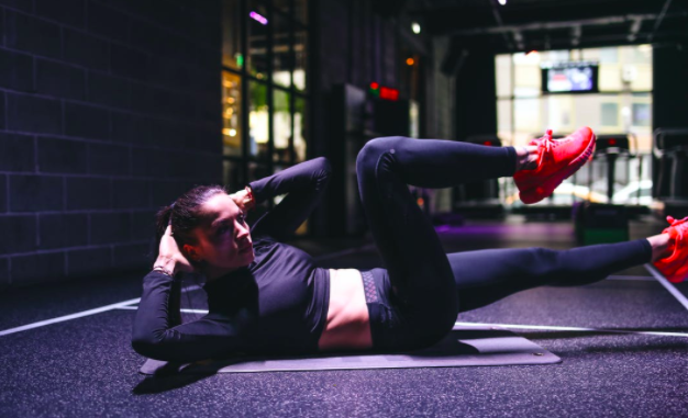 Excercises You Can Do Indoors - Crunches