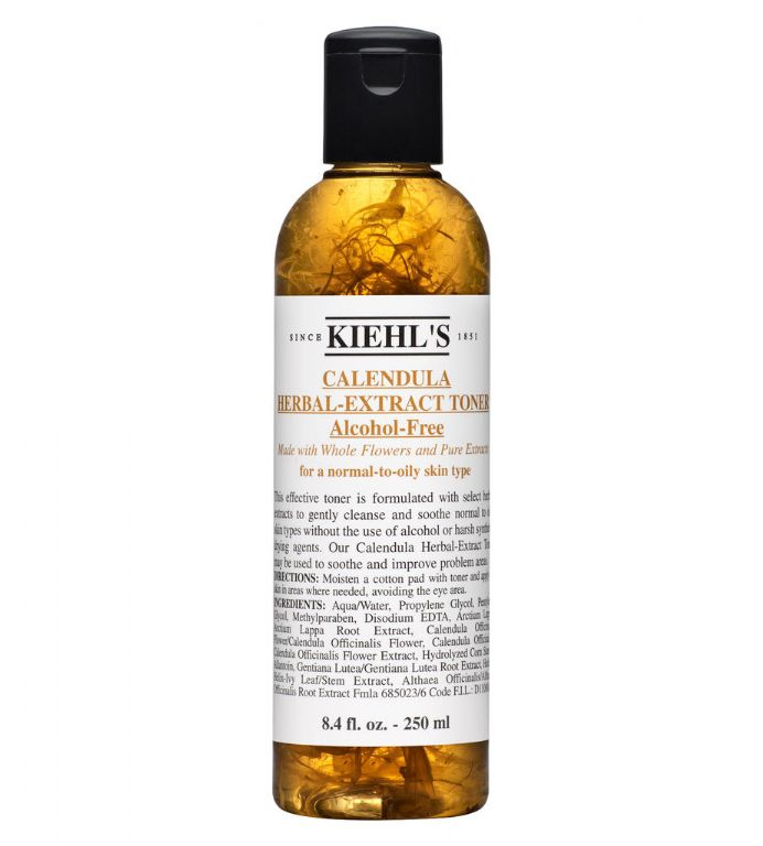 Skin Care Products for Acne : Kiehl's Calendula Herbal Extract Alcohol-Free Toner