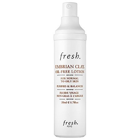 Skin Care Products for Acne : Fresh Umbrian Clay Oil-Free Lotion
