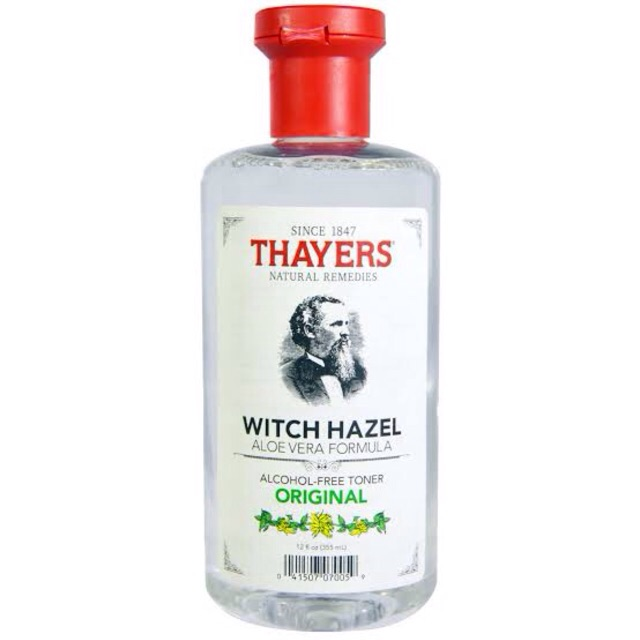 Skin Care Products for Acne : Thayers Witch Hazel Alcohol Free-Toner