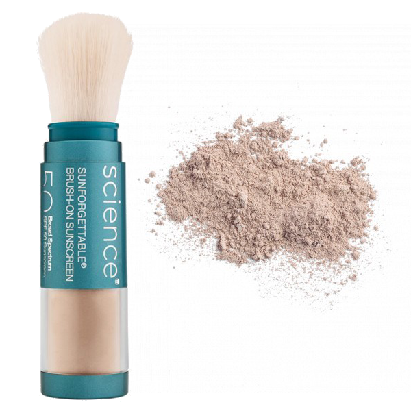 Best Sunscreens of 2020 : ColoreScience Sunforgettable Total Protection Brush On Shield - SPF 50